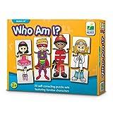 The Learning Journey: Match It! - Who Am I? - Self-Correcting Matching Puzzle Set