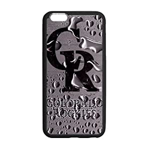 MLB Colorado Rockies Custom Case for HTC One M8