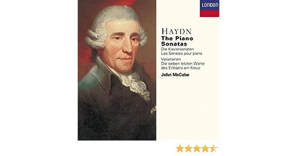 Haydn: The Complete Piano Sonatas by Franz Joseph Haydn : Amazon.es: Música