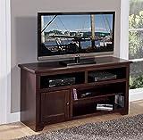 Progressive Furniture Sonoma 50'' Console, Espresso Pine