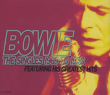 David Bowie The Singles Collection 1969 To 1993 Amazon Com Music