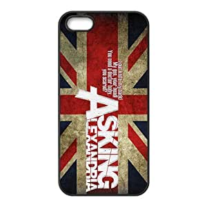 asking lexandria Phone Case for iPhone 5S Case