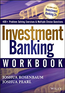 Amazon com: The Technical Interview Guide to Investment Banking