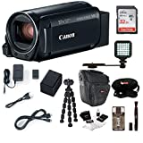 Best Canon Digital Cameras Compacts - Canon VIXIA HF R800 Camcorder (Black) with 32GB Review