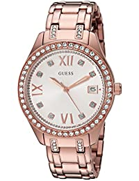 GUESS Women's U0848L3 Rose Gold