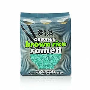 King Soba Brown Rice Ramen (Pack of 3)