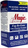 Lens Cleaning Fog-Be-Gone Towelettes by Magic Safety - MS93160 (5 Boxes)