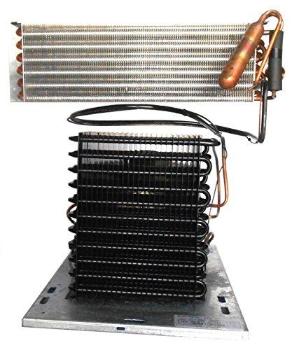Compressor Cooling (Dixie Narco DNC1200 Refrigeration Compressor Cooling Deck)