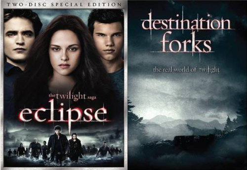 The Twilight Saga: Eclipse - Two Disc / Destination Forks: Real World of Twilight (2-Pack) ()