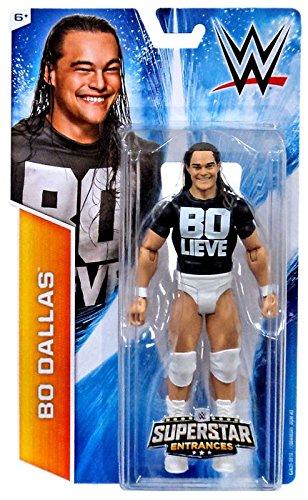 WWE, Basic Series, 2015 Superstar Entrances, Bo Dallas Exclusive Action Figure