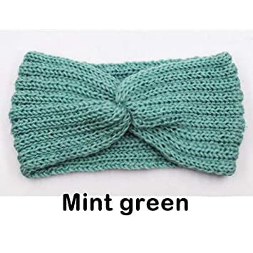 Amazon.com: Yourlove one Winter Knitted Twist Headband for ...