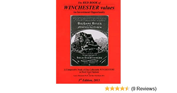 The Red Book of Winchester Values: An Investment Opportunity