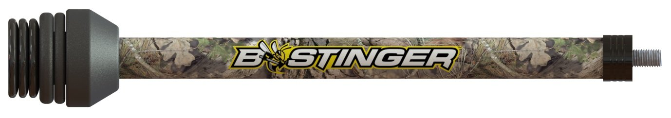 Bee Stinger Sport Hunter Xtreme Stabilizer, 10'', Break Up Country Camouflage/Black