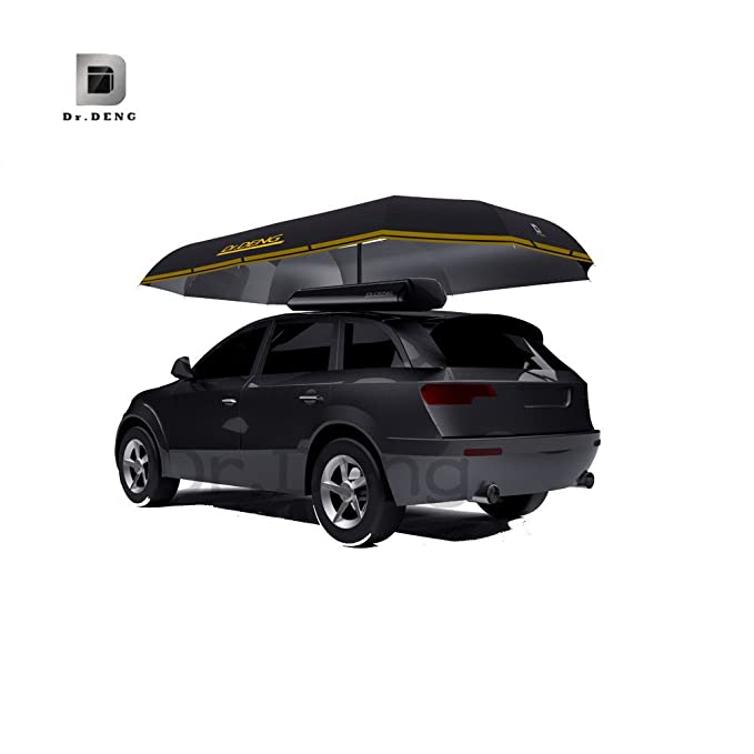 Amazon.es: Verano Sol Sombrilla coche sol paraguas patente productos Control automático coche campana coche sol refugio