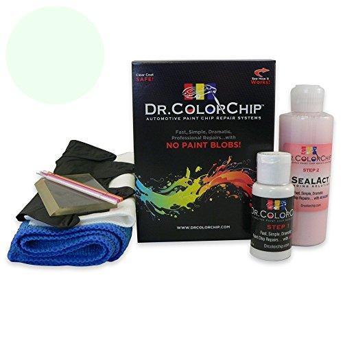- Dr. ColorChip GMC Safari Automobile Paint - White 10/WA9225 - Squirt-n-Squeegee Kit