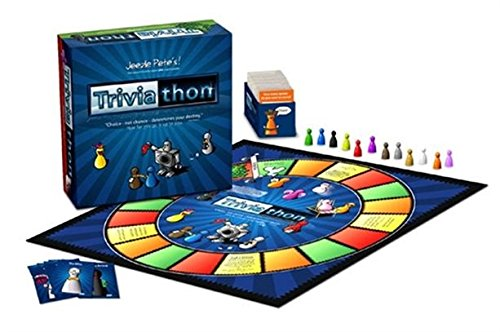Us Playing Cards Triviathon Board Game