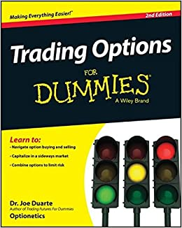 Dummies guide to trading options