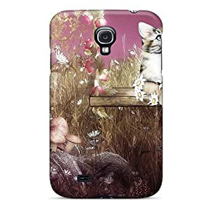 Durable Case For The Galaxy S4- Eco-friendly Retail Packaging(magical Haven's)
