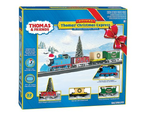 Bachmann Industries Thomas' Christmas Express Ready To Ru...
