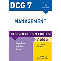 DCG 7 - Management - L'essentiel en fiches