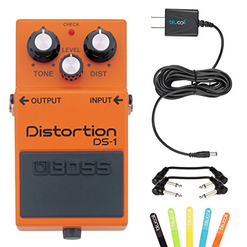 Boss distortion pedal ds-1 buyer's guide for 2020