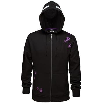 Minecraft - chaqueta con capucha Enderman - Color negro - XL: Amazon.es: Deportes y aire libre