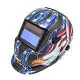 Thermadyne Tweco 41001002 Tweco WeldSkill Auto-Darkening Helmet USA
