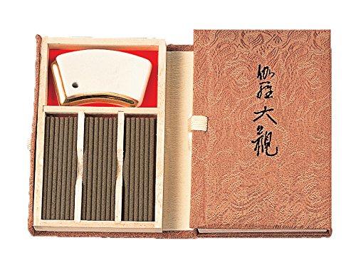 nippon kodo - Kyara Taikan - Premium Aloeswood Incense 60 Sticks by nippon kodo (Image #2)