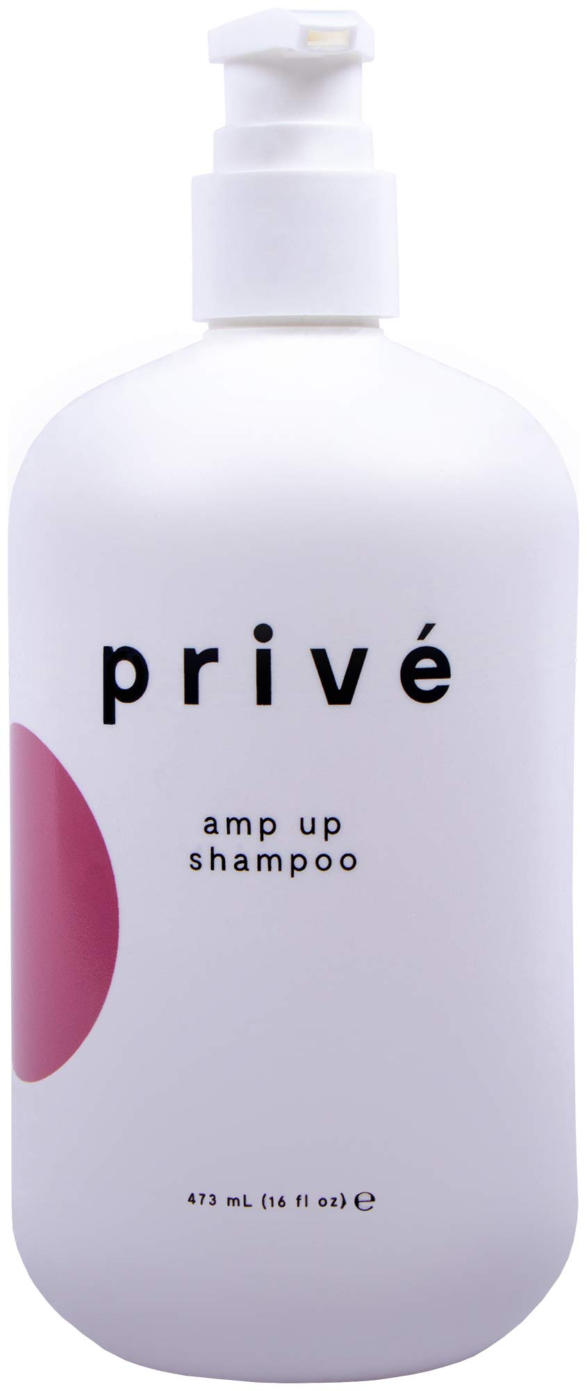 Privé Amp Up Shampoo (16 Fluid Ounce / 473 Milliliter) - Infuse Hair With