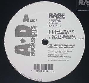 "Ad - Buckshots Remix - [12""]"