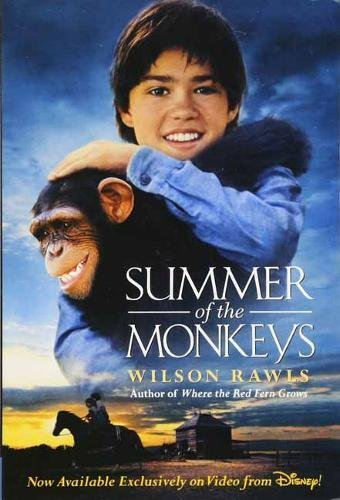 Book cover for Summer of the Monkeys