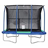 JumpKing 7 x 10 Foot Rectangular Trampoline Review and Comparison