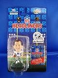 JAY NOVACEK/ DALLAS COWBOYS * 3 INCH * 1996 NFL Headliners Football Collector Figure