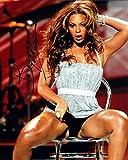 Beyoncé Signed REPRINT 8x10 inch photograph
