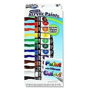 Artskills Acrylic Paints
