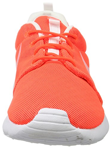 One Orange Crimson 40 Homme Nike BR Blanc Weiß Total 5 Noir Roshe EU Running 5qxq7Bw4n