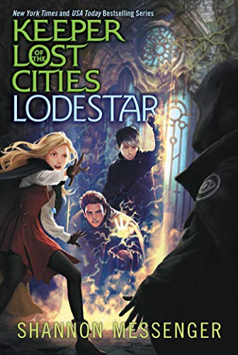 - Lodestar (5) (Keeper of the Lost Cities)