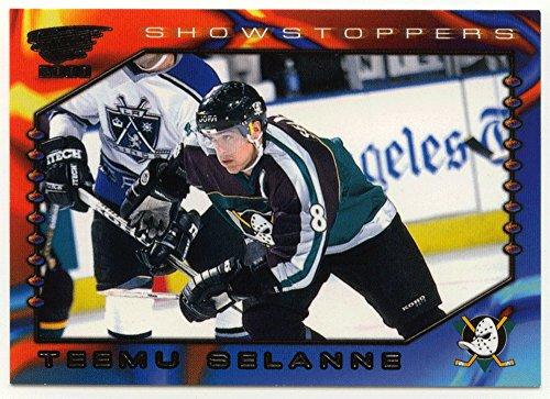 Teemu Selanne (Hockey Card) 1999-00 Pacific Revolution Showstoppers # 2 NM/M ()