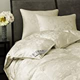 Snowdon by Sferra - Twin Duvet 71x86 22 Oz Med (White)