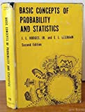 img - for Basic Concepts of Probability and Statistics by Joseph Lawson Hodges (1970-06-02) book / textbook / text book