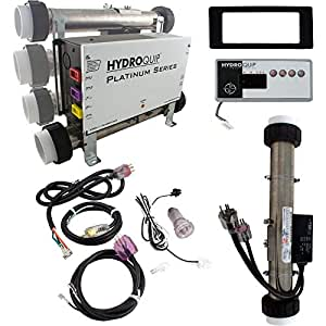 Control, Hydro-Quip PS6502HS30, P1, Bl, Oz, Lt, 5.5kW Eco 8