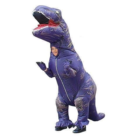 Jranter - Disfraz Inflable de Dinosaurio T-Rex: Amazon.es ...