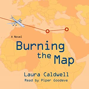 Burning the Map Audiobook