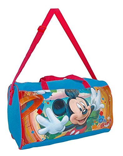 Disney Mickey Mouse Ratón Bolsa de deporte bolsa de deporte ...