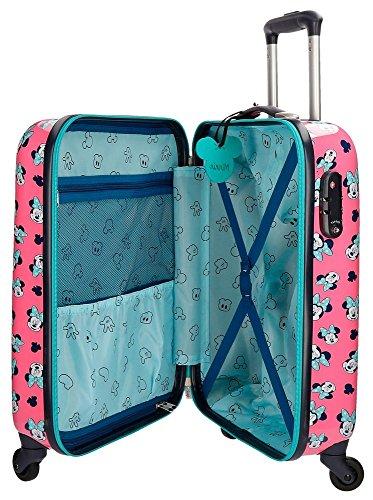 Disney Wink Kindergepäck, 55 cm, 33 liters, Rosa
