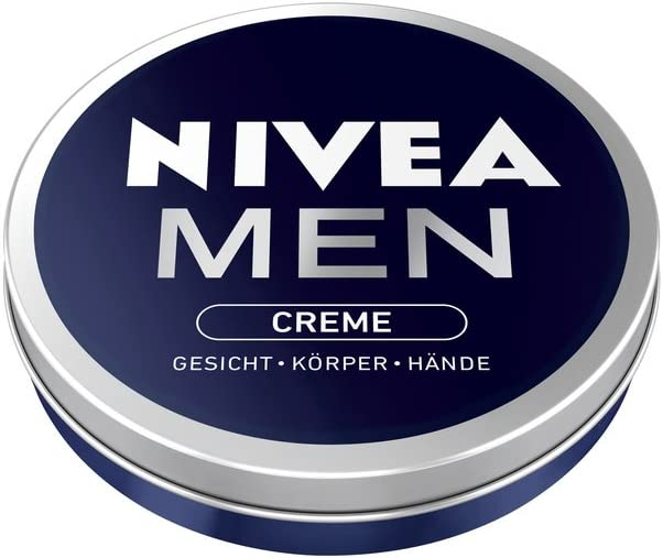 Nivea Men taza de crema, 30 ml, 5-pack (5 x 30 ml): Amazon.es: Belleza