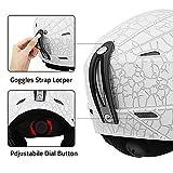 PHZ. Ski Helmet Snowboard Helmet for Men Women