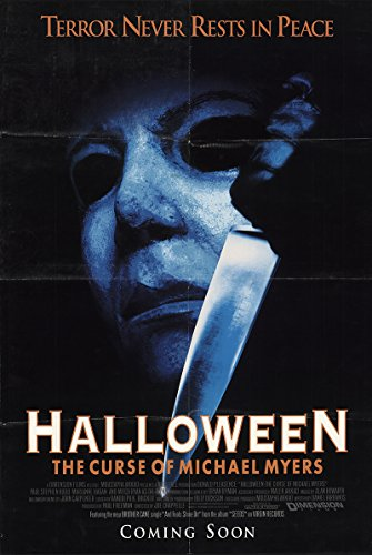 Halloween: The Curse of Michael Myers 1995 Authentic 27