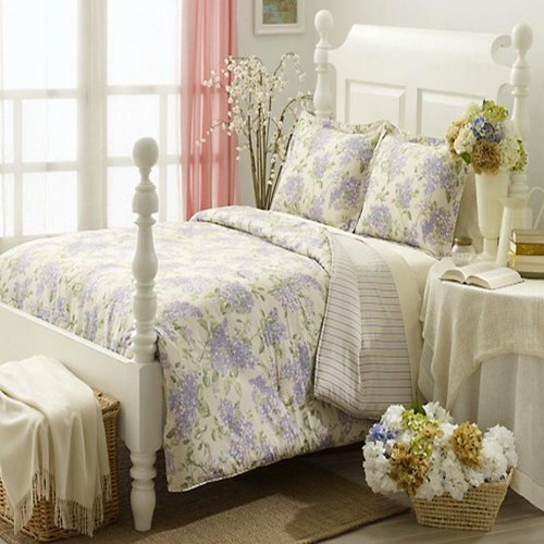 Ralph Lauren Cape Elizabeth Queen Comforter Bed In A Bag Set - Ralph Lauren Cape