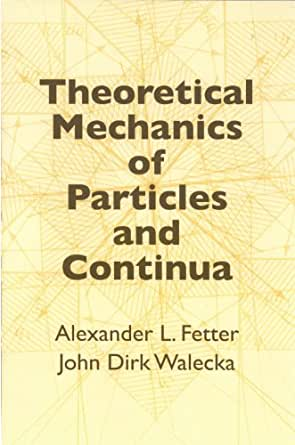 Theoretical mechanics of particles and continua